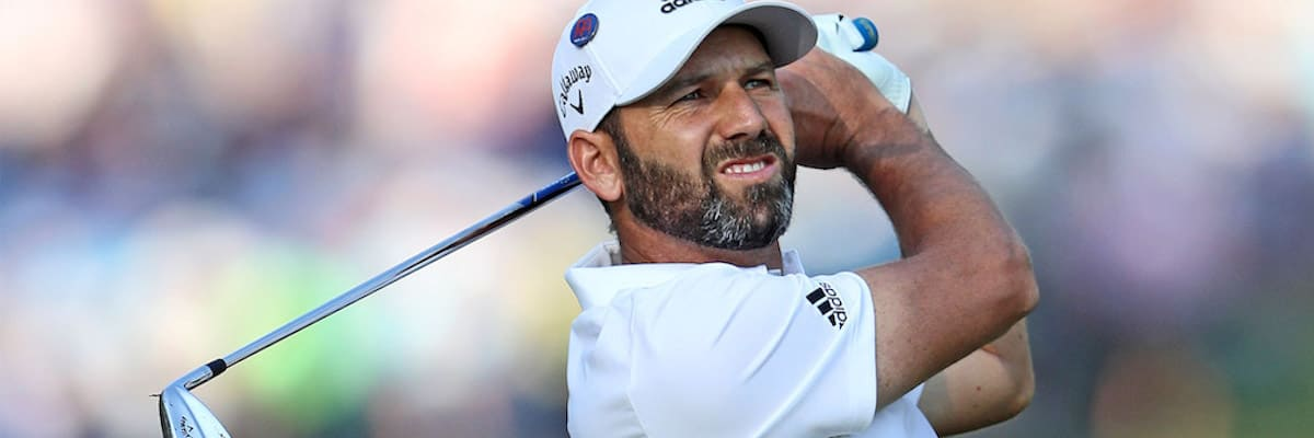 Sergio Garcia's Golf Career after his Eye Surgery