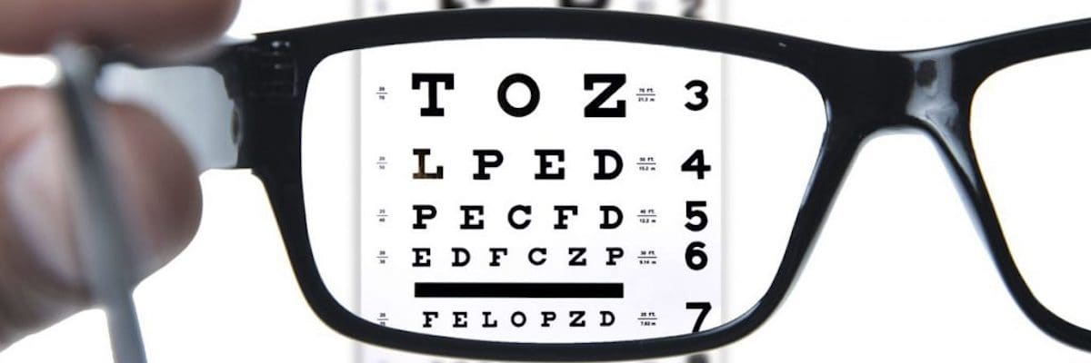 Snellen Chart: Online Eye Test