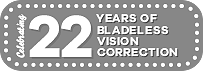 Celebrating 22years Bladeless Vision Correction