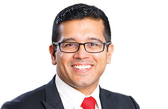 Dr Chris Qureshi